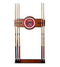 Trademark Games™ Loyola University Chicago Wood and Mirror Wall Cue Rack