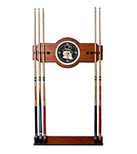Trademark Games™ Wake Forest University Wood and Mirror Wall Cue Rack