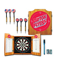 Trademark Games™ University of Dayton Dart Cabinet with Board and Darts