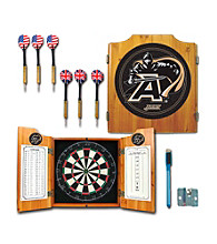 Trademark Games™ Army Dart Cabinet - Includes Darts and Board