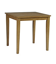 International Concepts Square Wood Table