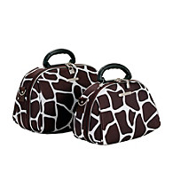 Luca Vergani® 2-pc. Cosmetic Set - Giraffe
