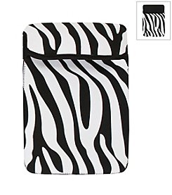 Rockland® Computer Sleeve - Zebra