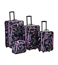 Rockland 4-pc. Garden Luggage Set
