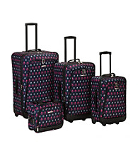 Rockland 4-pc. Icon Luggage Set
