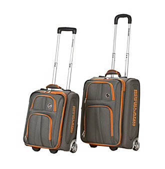 Rockland Polo Equipment 2-pc. Luggage Set
