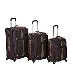 Rockland Polo Equipment 3-pc. Eclipse Spinner Luggage Set