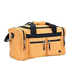 "Rockland 19"" Yellow Tote Bag"