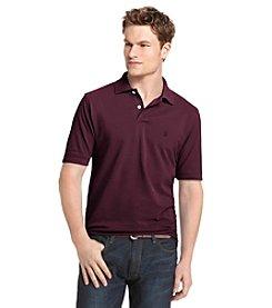 Izod® Men's Short Sleeve Heritage Polo
