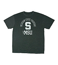 J. America® Men's Navy Michigan State Team Tee