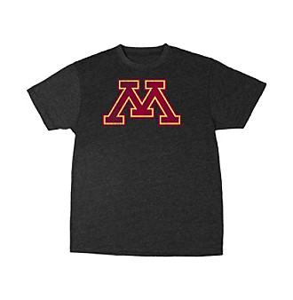 J. America® Men's Charcoal University of Minnesota Team Tee