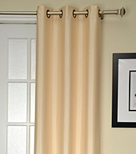 Shantung Thermal Set of 2 Grommet Window Panels by Residence and Jaclyn Love