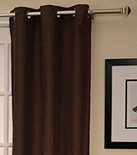 Dupioni Set of 2 Grommet Window Panels by Residence and Jaclyn Love