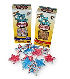Foppers® Gourmet Pet Treat Bakery 156-pc. Patriotic Dog Treat Gift Set