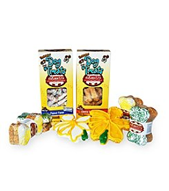 Foppers® Gourmet Pet Treat Bakery 158-pc. Daffodils Dog Treat Gift Set