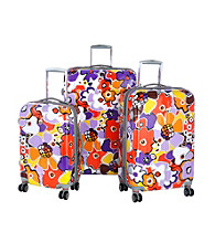 Blossom Lavender Expandable Luggage Collection