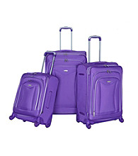 Luxe 3-pc. Expandable Luggage Set