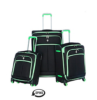 O-Tron 3-pc. Luggage Set
