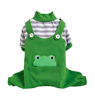 FouFou Dog™ Frog Animal PJ