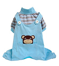 FouFou Dog™ Monkey Animal PJ