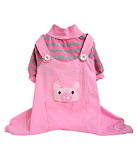 FouFou Dog™ Pig Animal PJ
