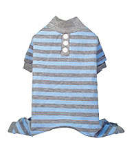 FouFou Dog™ Striped PJ