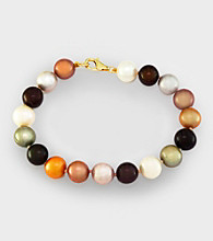 Effy® 9-9.5mm Multicolor Freshwater Pearl Bracelet