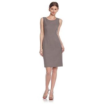 Kasper® Melange Sheath Dress