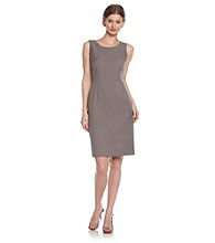 Kasper® Melange Sheath Dress