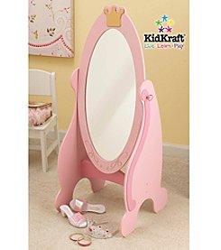 KidKraft Pink Princess Cheval Mirror