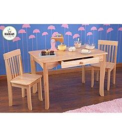 KidKraft Avalon Natural Table & Chair Set