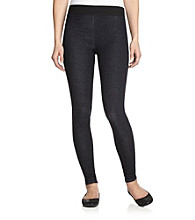 Karen Kane® Dark Denim Leggings