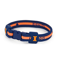 NCAA® University of Illinois Team Bracelet