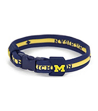NCAA® University of Michigan Team Bracelet