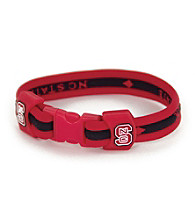 NCAA® North Carolina State Team Bracelet