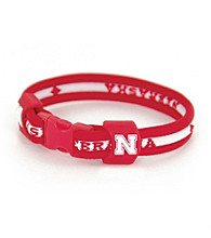 NCAA® University of Nebraska Team Bracelet