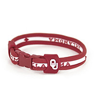 NCAA® University of Oklahoma Team Bracelet