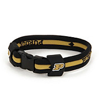 NCAA® Purdue University Team Bracelet