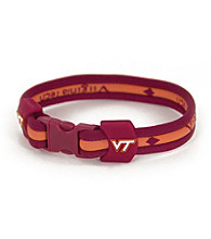 NCAA® Virginia Tech Team Bracelet