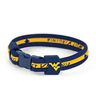 NCAA® University of West Virginia Team Bracelet