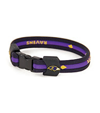 NFL® Baltimore Ravens Team Bracelet