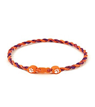 NCAA® Clemson University Twist Team Necklace