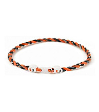 NCAA® University of Miami Twist Team Necklace