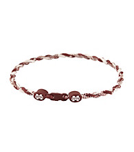 NCAA® Mississippi State University Twist Team Necklace