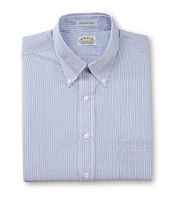 Eagle® Men's Blue Long Sleeve Dress Shirt