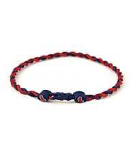NCAA® Ole Miss Twist Team Necklace