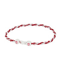 NCAA® Indiana University Twist Team Necklace