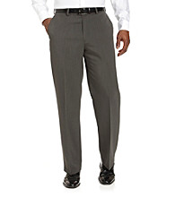 Izod® Men's Straight Fit Flat Front Ultimate Travel Pant