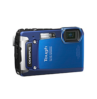 Olympus® Tough TG-820 iHS 12MP Digital Camera