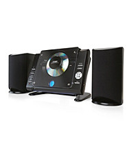 Coby® Micro CD Player Stereo System with AM/FM Tuner